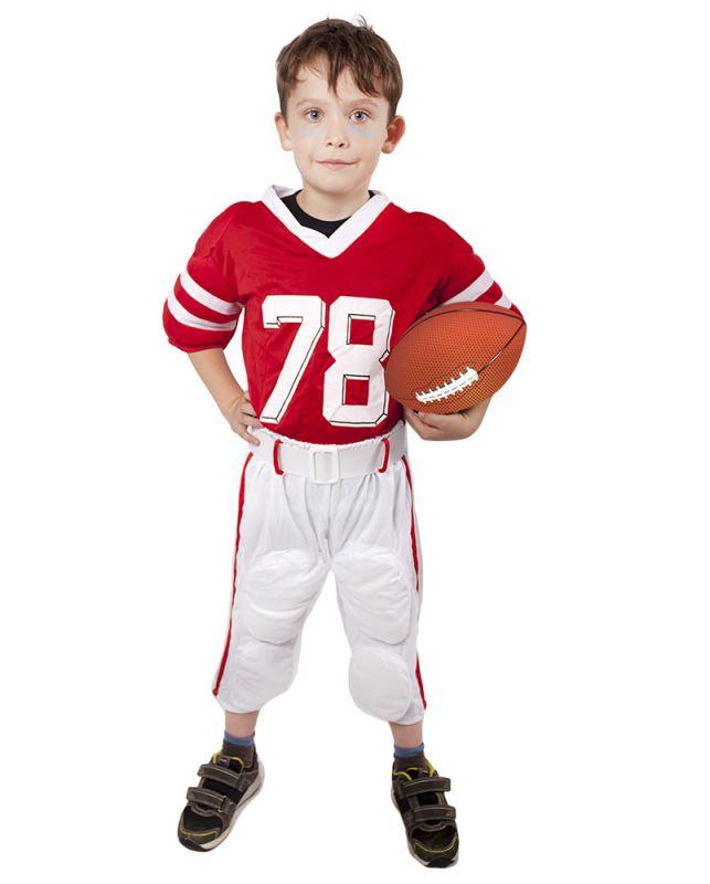 Dětský kostým - Fotbalista - M (86-C) Rappa