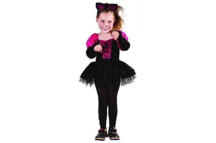 Dětský kostým - Kočka - T2 (57) Made