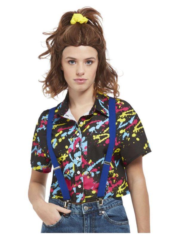 Košile 80 léta - S (87-B) Smiffys.com