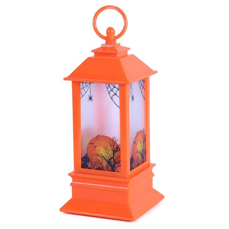 Lampa na halloween se světlem (11) Rappa