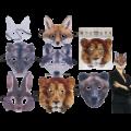 Masky zvířecí  - cena za kus (90)