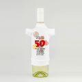 Tričko na flašku - Žij podle svého -50  (18-H)