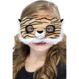 Škraboška tygr dětská (49) Smiffys.com