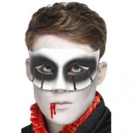 Škraboška Zombie - Upír (122-E) Smiffys.com