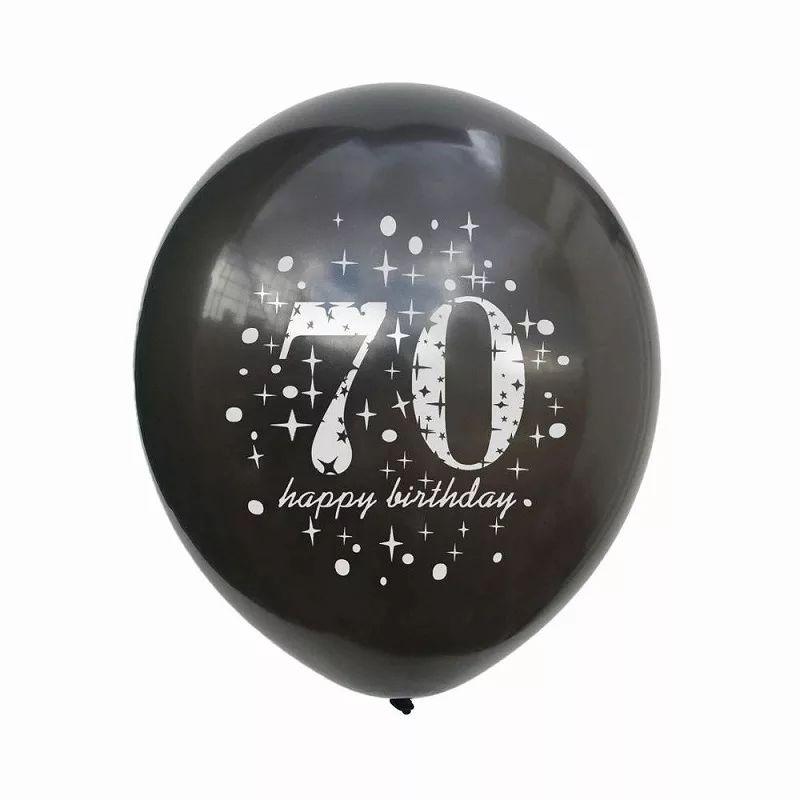 Balónek nafukovací - 70 (12-H)