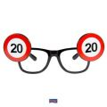 Brýle dopravní značka - 20  (69)