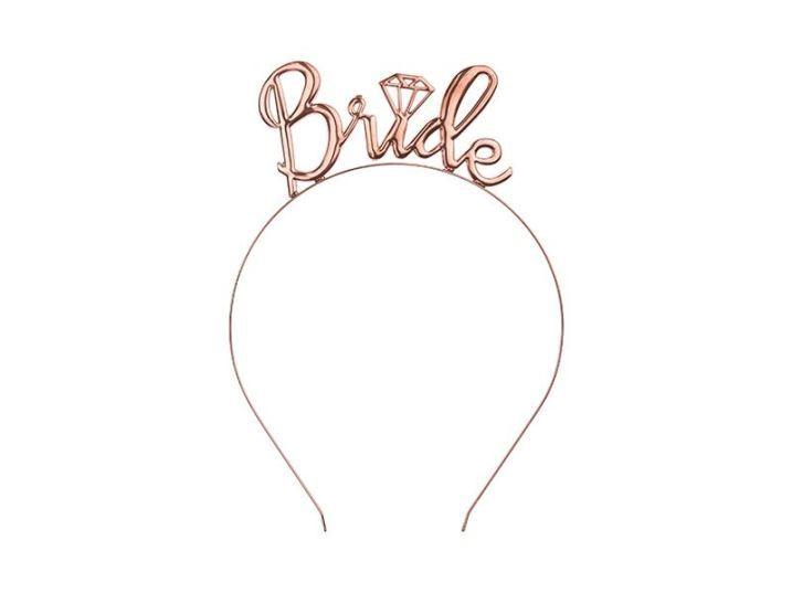 Čelenka Bride - pro nevěstu (22-E)