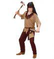 Dětský kostým - Indián vel.128  (86-E)