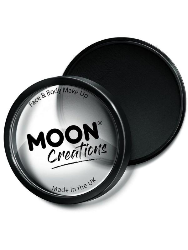 Líčidlo - Moon Creations Pro Face - černé 36g (15-B)