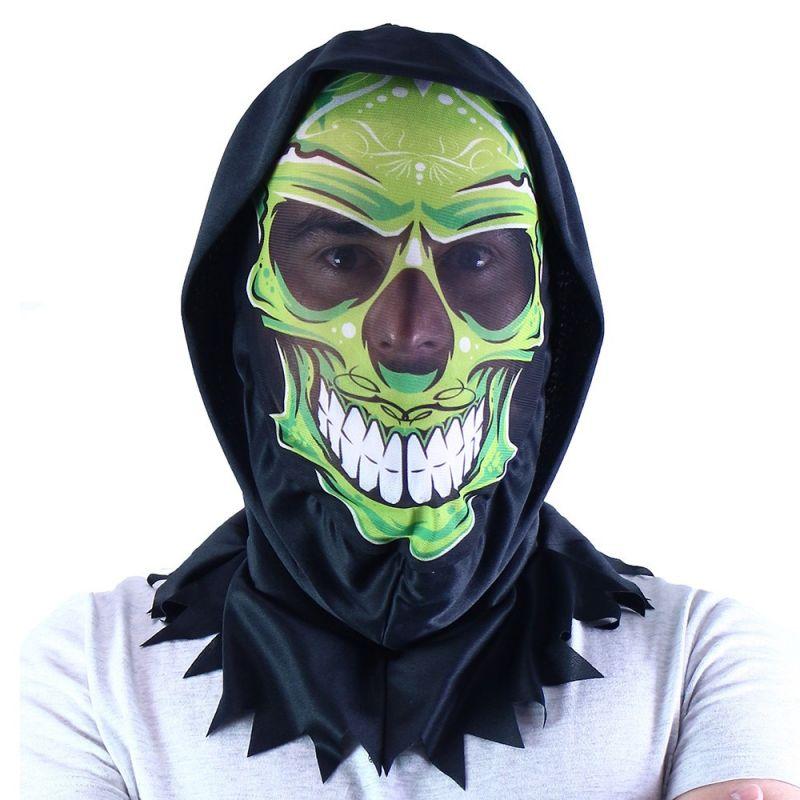 Maska Kostra - textilní (63)