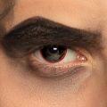 Oční čočky - Démon - červenočerné (74D)