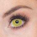 Oční čočky - žluté  (74D)