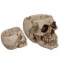 Popelník lebka  12 cm  (72-E)