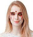 Tetování na obličej - krvavé rány (18)
