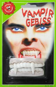 Zuby upíří - dracula (79-C)